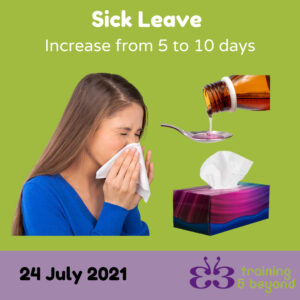 Sick Leave Increase