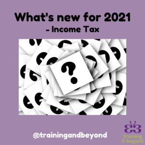What's New For 2021