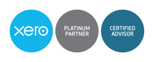 We're a Xero Platinum Partner